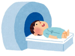 MRI検査で詳しい診断を