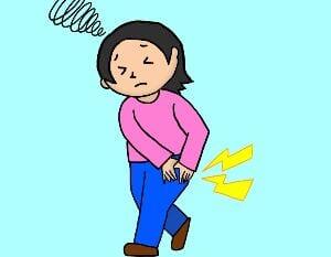 股関節臼蓋形成不全と膝痛の関係性